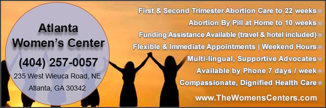 Atlanta Women's Center - abortion clinic in Georgia