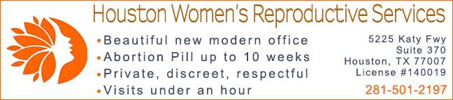 Texas Abortion Clinics - Houston Women's Reproductive Services offering Abortion Pill