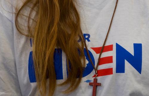 Opposed to abortion justify a Biden vote