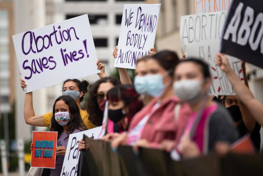 Senate Bill 9 - no abortions past 6 weeks in Texas